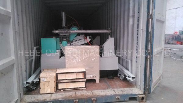 4FT Veneer Spindleless Rotary Lathe Machine for Brazil Eucalyptus Wood