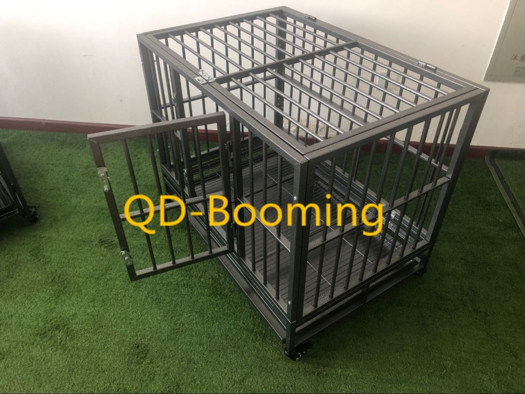 Galvanized Steel Pipe Dog Cage