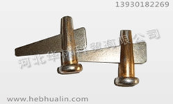 Aluminum Form Stub Pin Wedge and Wall Ties