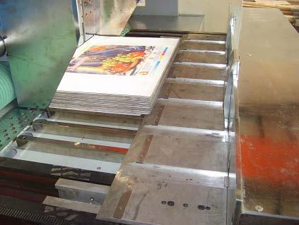 High Speed Printing Slotting Machine