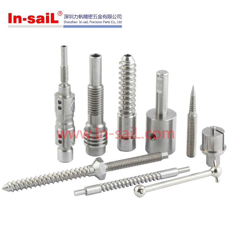 China Supplier CNC Machining Service Precision Turned Parts Manufacturer
