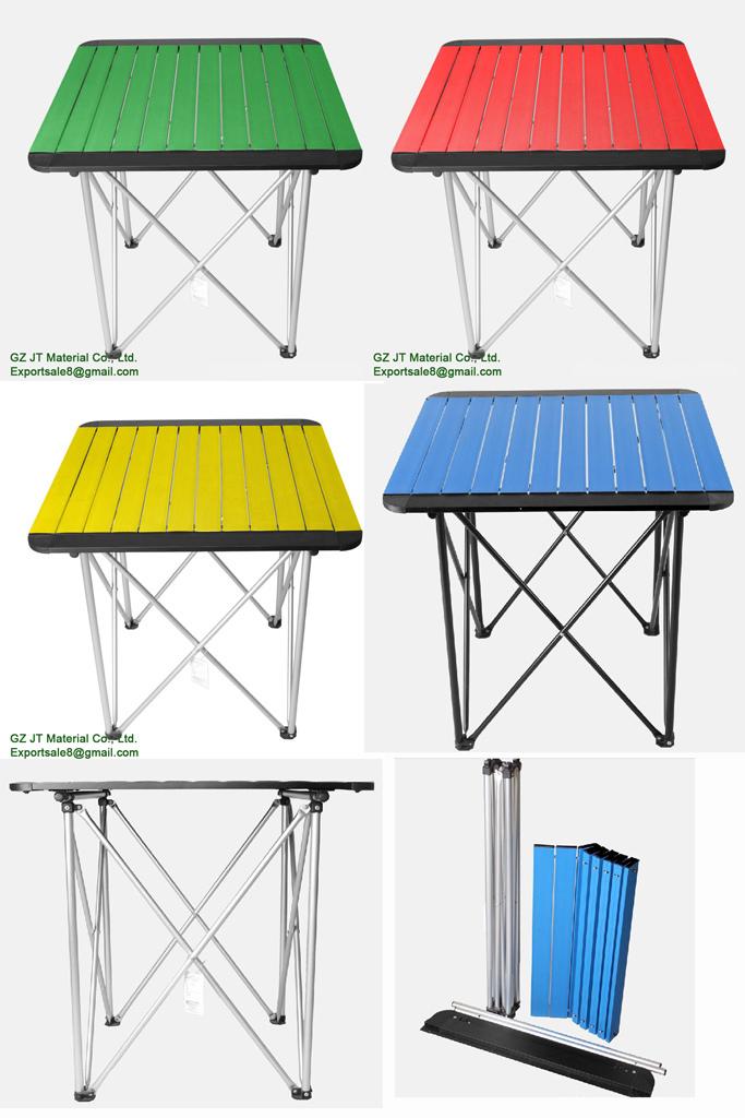 Folding Table, Outdoor Table, Camping Table, Beach Table, Aluminium Table