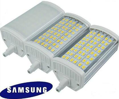 Dimmable 11W 118mm R7s LED Lamp with PC Cover