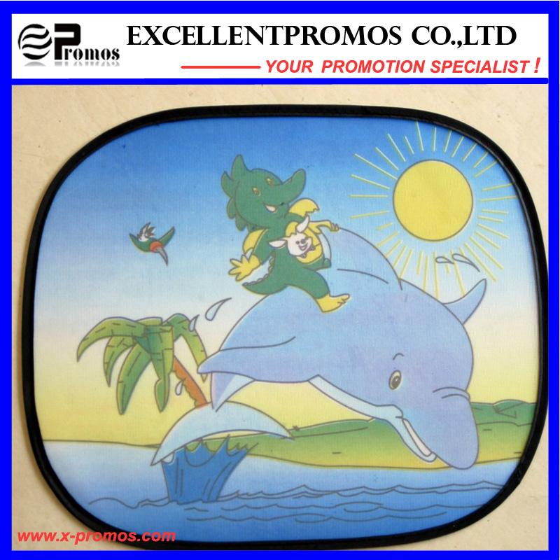 Promotion Logo Branded Cutomized Car Sunshade (EP-C58408)