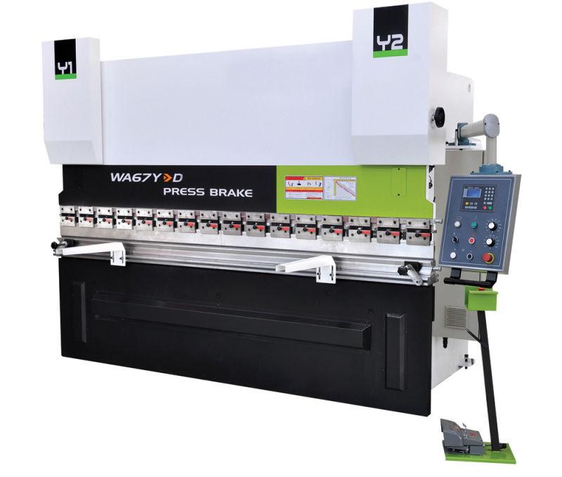 CNC Press Brake Wa67y 100-3200dk