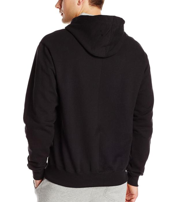 Men's Full-Zip Sofr Shell Fleece Hoodie Jacket