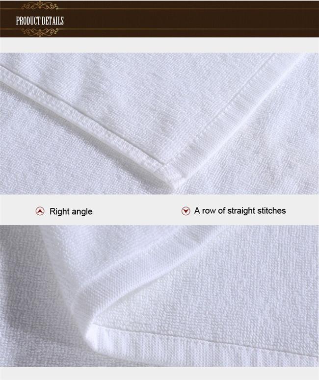 China Supply Cotton Towel Wrap Dress (WST-2016006)
