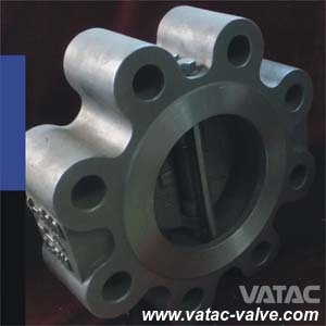 Stainless Full Lug Dual Plate Check Valve