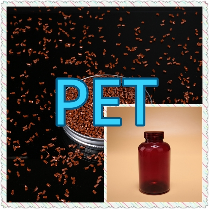 Plastic Raw Material Pet Masterbatch for Bottle