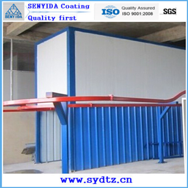 Powder Coating Line/Painting Line (Moisture Drying System and Powder Curing System)