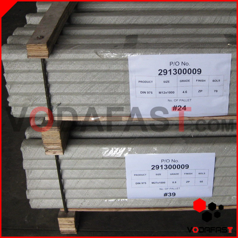 ASTM A193 B7 High Strength Threaded Rod