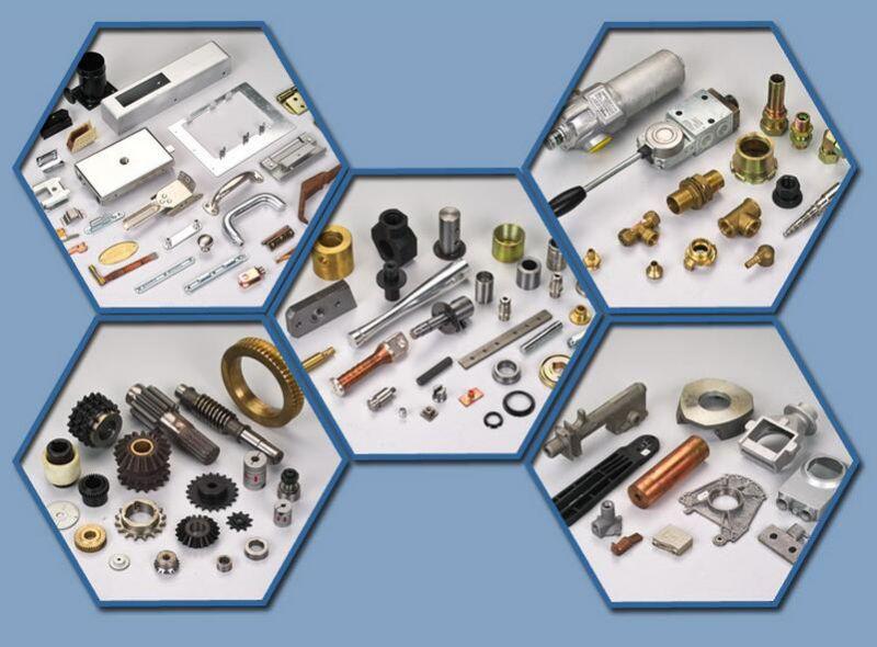 Custom Precision CNC Machining for Aluminium Part