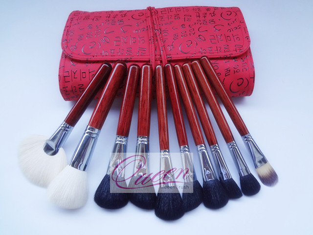 30PCS High Quality Goat Hair Professional Cosmetic Makeup Brush