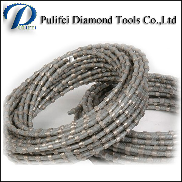 Diamond Hand Cutting Tools Rope Saw for Cutting Rocks