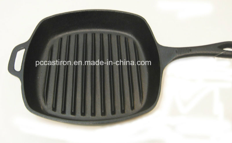 Preseasoned Cast Iron Skillet Manufacturer From China