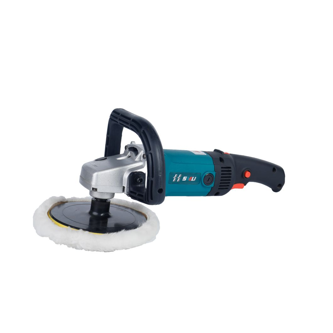 Variable Speed 51802 7 Inch Electric Car Polisher