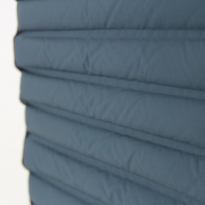 Polyester Double Layer Direct Filling Fabric for Downproof Coat