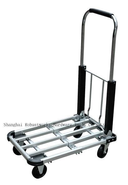 Foldable Aluminium Platform Hand Truck (HT040H-1)