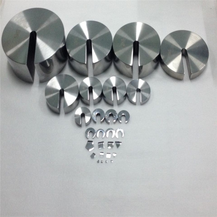 Upward Brand Stainless Steel Counterweight for Sale