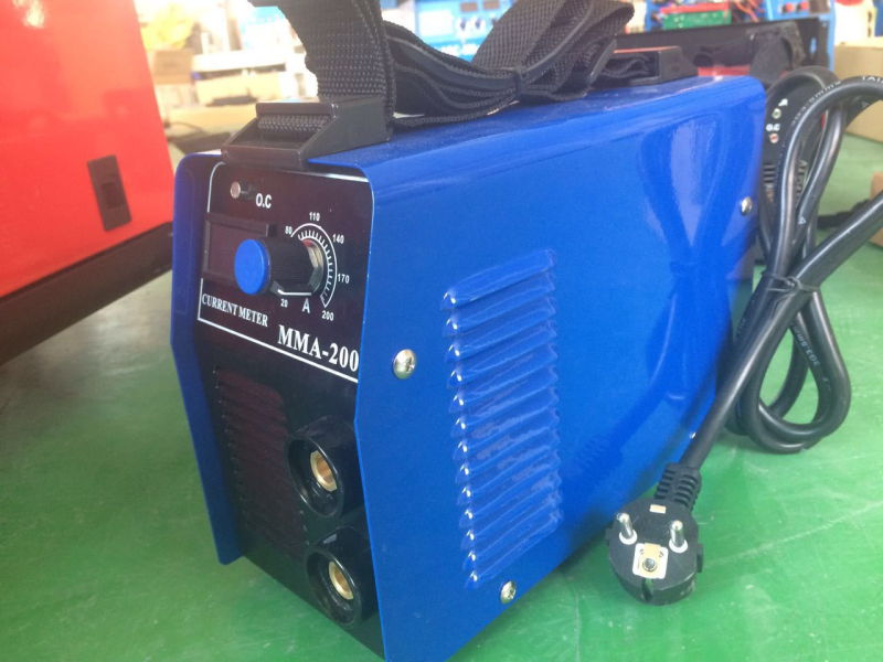 Inverter Welding Machine IGBT DC Arc Welder MMA125D/145D/160d/200d