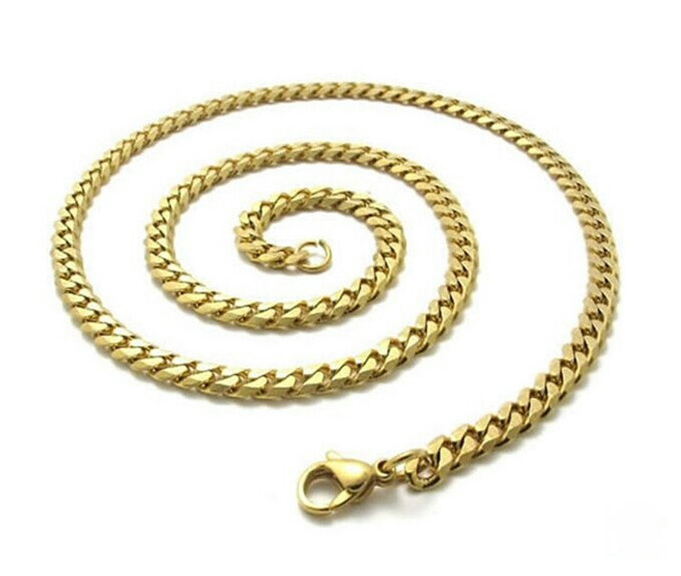 Fashion Jewelry Necklace Stainless Steel Chain (SH021)
