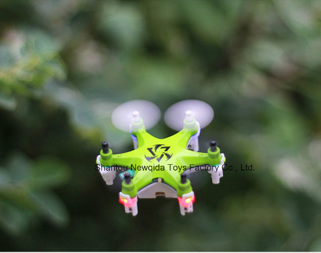 Mini Headless 2.4GHz 6 Axis Gyro Roll Remote Control RC Helicopter