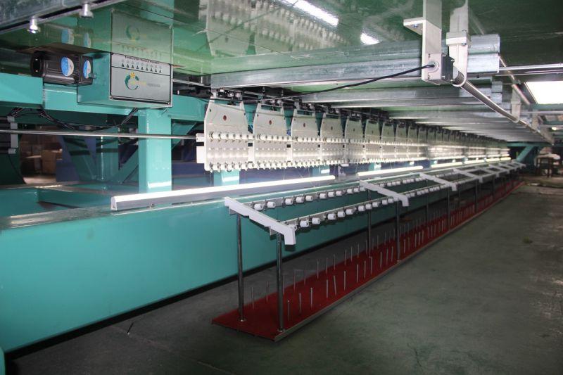 Top Quality Multi-Head Chenille Embroidery Machine (632)