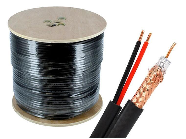 Camera Cable Coaxial Cable CCTV Cable Alarm Cable