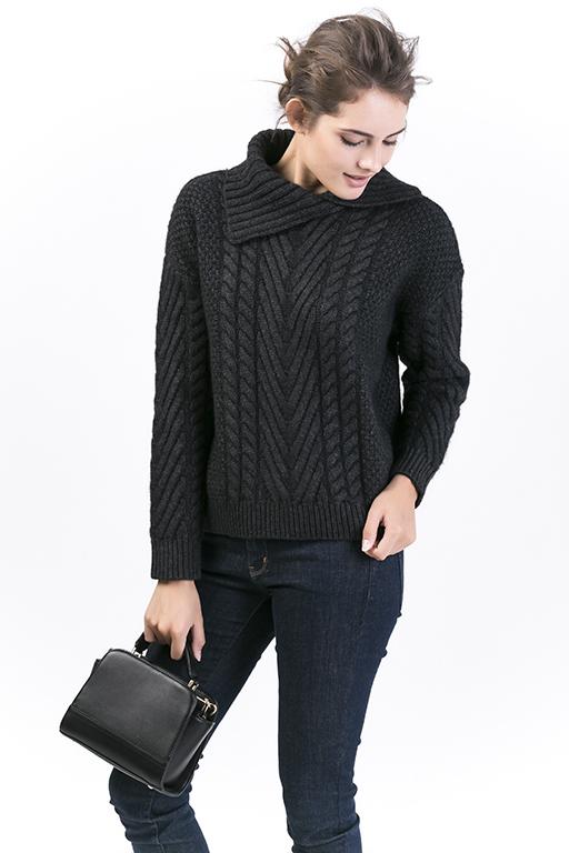Women's Wool Pullover