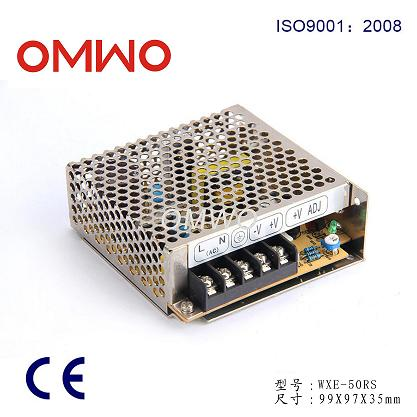 Single Output Switching Power Supply UL Nes-200-36