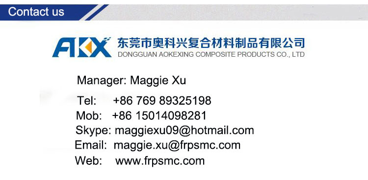 SMC Composite Electric Power Cover Mould for Frame Equipment