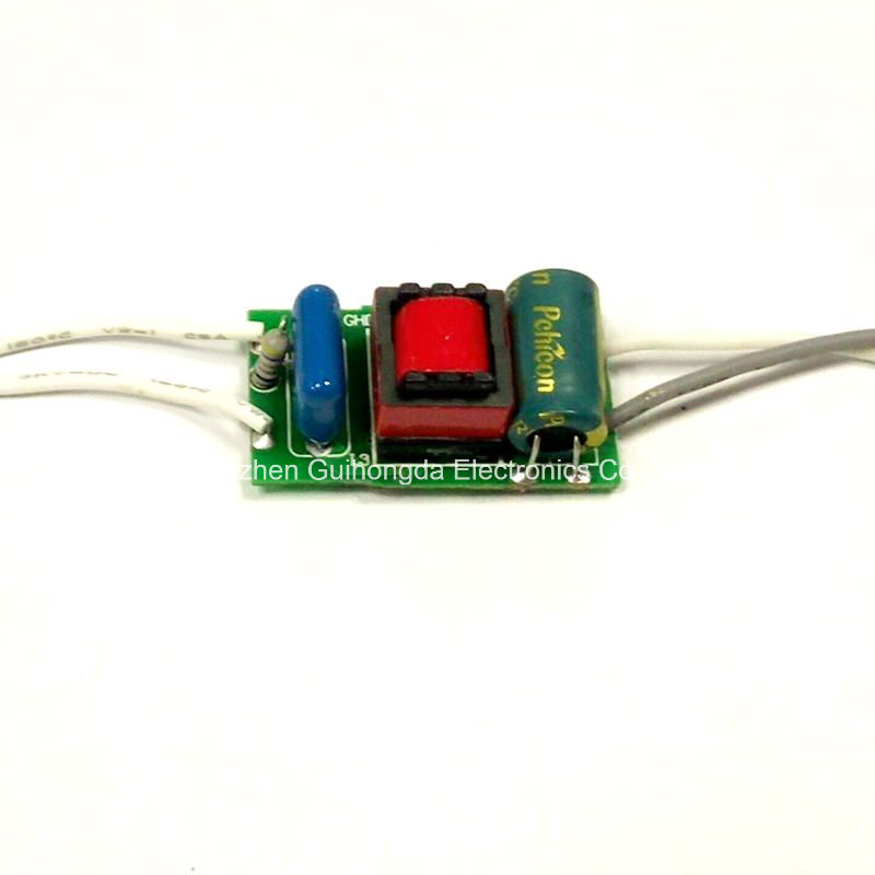 9W Constant Current IC Driver 85-265V High PF 0.9