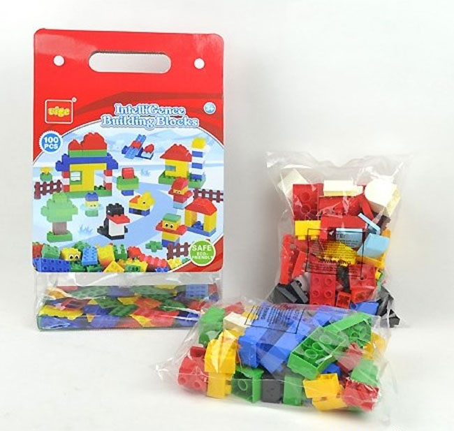Promotion Gift DIY Building Toy for Preschool Children