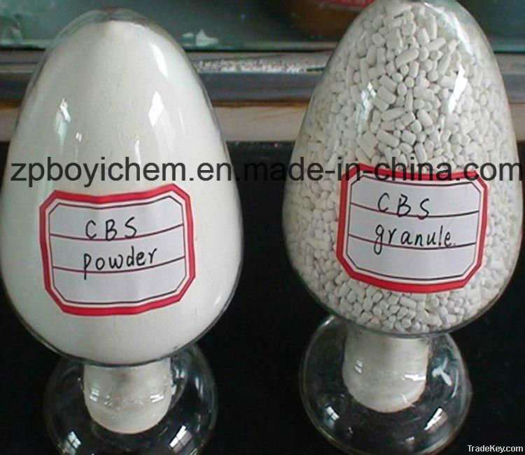 Rubber Accelerator CBS (CZ) Powder and Granule