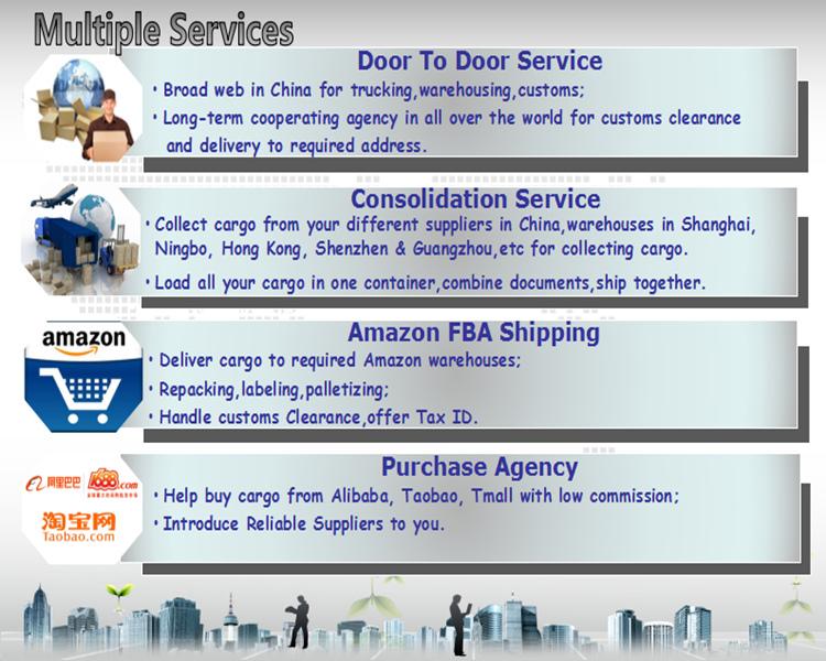 Guangzhou/Shenzhen/Shanghai/Ningbo, China Sea Freight to Constanta