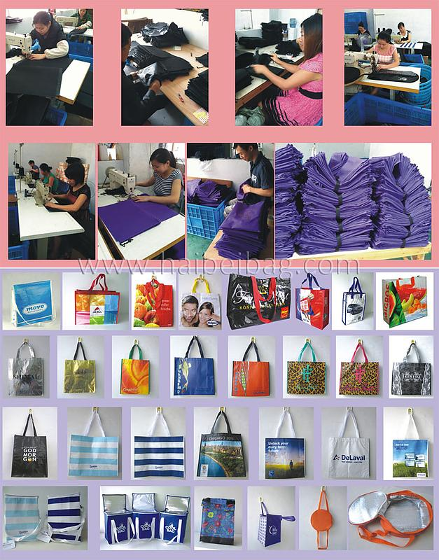 Stylish Customized Jute Shopping Tote Bag (hbju-137)