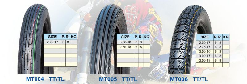 Motorcycle Tyre 4.00-8