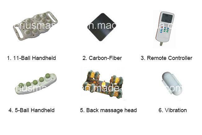Medical Thermal Jade Massage Bed for Hospital