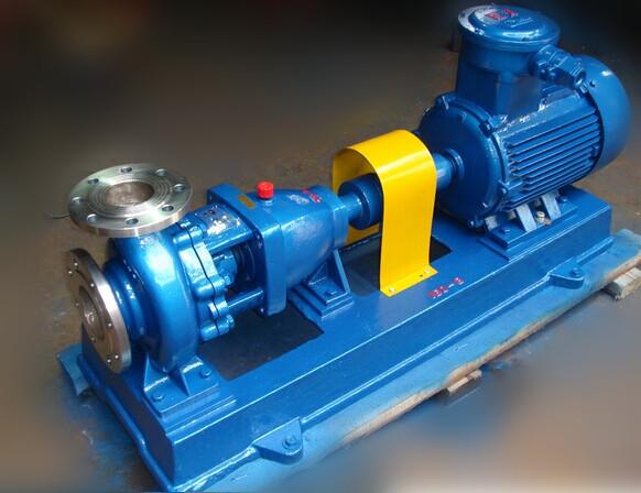 IH chemical centrifugal pumps