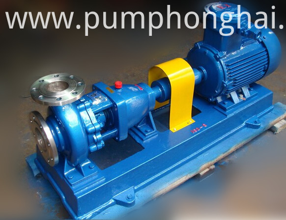 Corrosion Resistant Chemical Centrifugal Pump