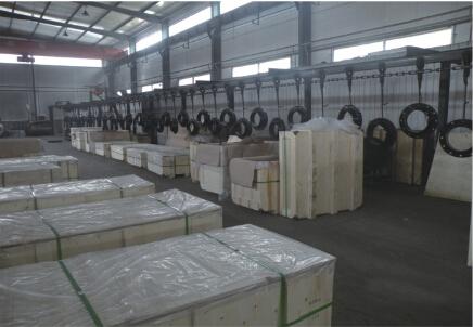 ASME B16.9 Carbon Steel Wpl6 Equal Tee Pipe Fittings for Marine (KT0301)