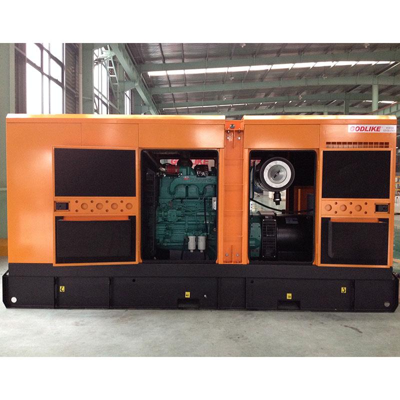 400kVA/320kw Cummins Silent Diesel Generator Set with Ce/ISO