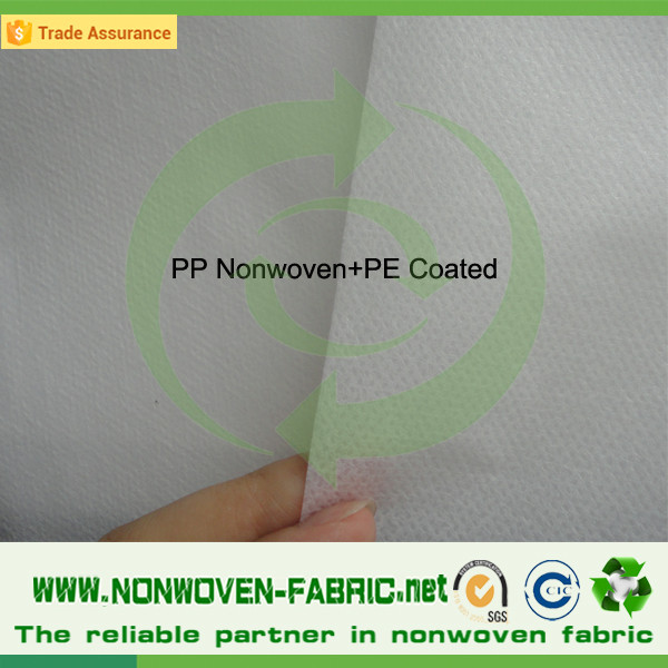 PE Coated PP Nonwoven Fabric Roll
