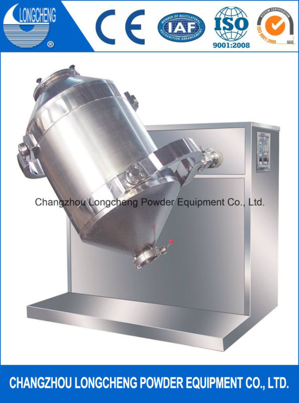 Hdj Multi-Firectional Movement Mixer Machine