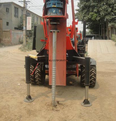 China Supplier of HDG Ground Screw, Ground Pole Anchor, Ground Anchor