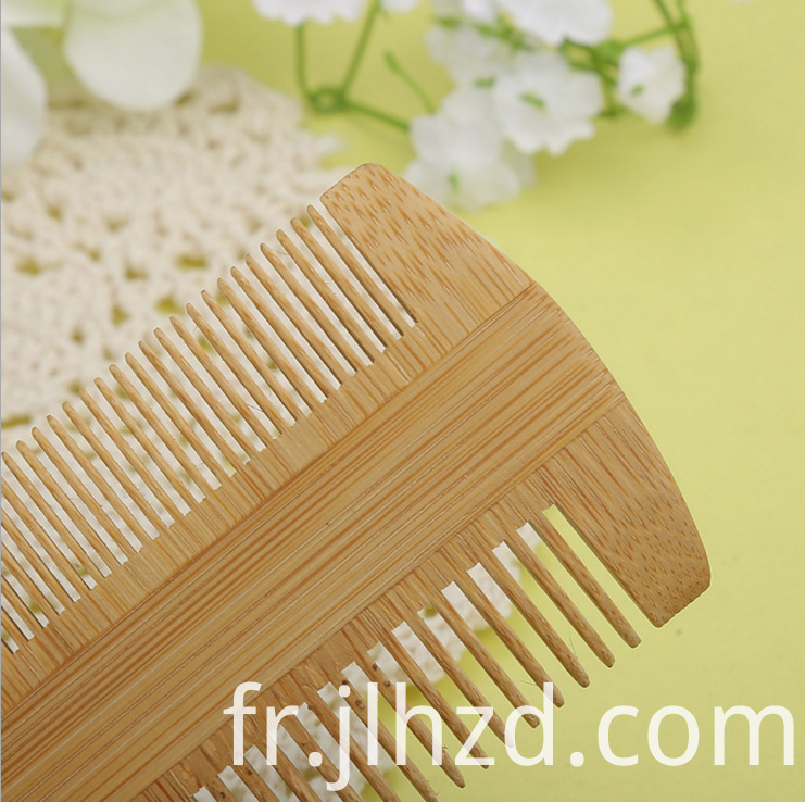 Chinese Bamboo Comb