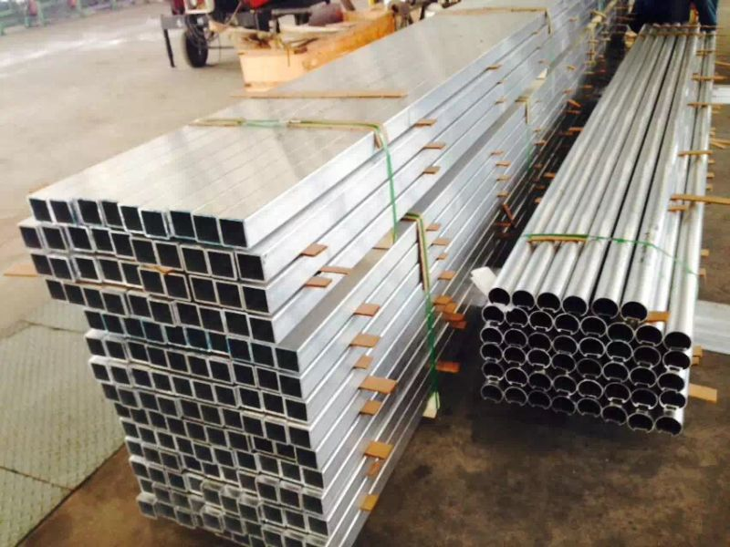 6 Series Aluminum Alloy Pipe 6061, 6063, 6082, 6083