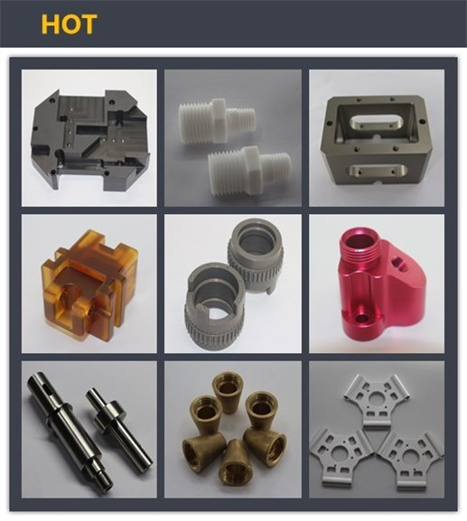 Engineering Plastic Parts Wih Good PTFE Material (China metal and plastic fabrication manufacturer)