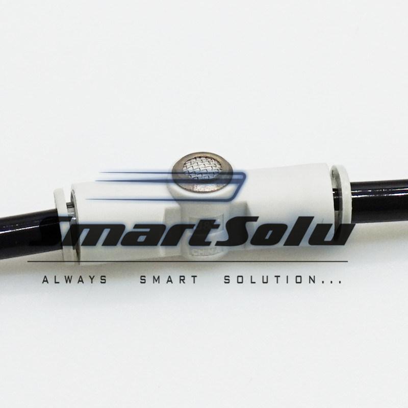 Aq Series Built-in Muffler Quick Exhaust Valve