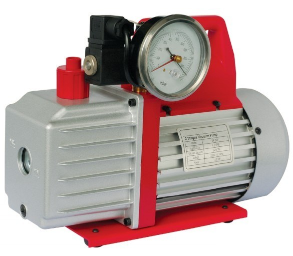 Vp2r Series New Refrigerant Two Stage Vacuum Pump (VP215RVP260R)